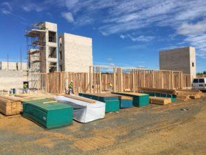 Picke Construction Site