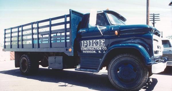 Pike Construction & Development Company History-Paterson NJ